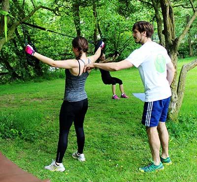 8 Wochen Rückenfit Challenge