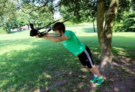 Outdoor Sport Zirkeltraining beim Rückencamp Köln, Bonn, Siegburg und Troisdorf