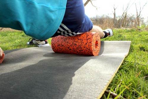 Faszientraining beim Rückencamp in Bonn, Köln, Siegburg, und Troisdorf