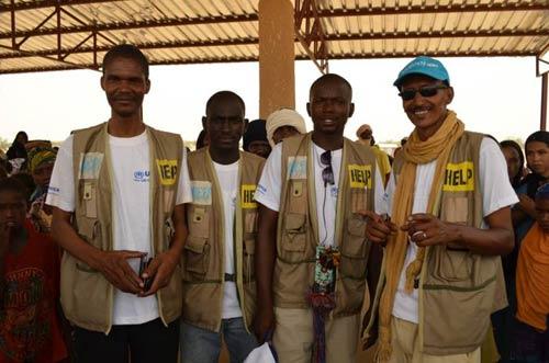 Helfen in Niger