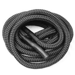 Battle Rope Training mit Blackthorn Battle Rope