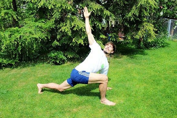 Anti Stress Programm Dynamic Stretches Dynamisches Dehnen und Mobilisieren