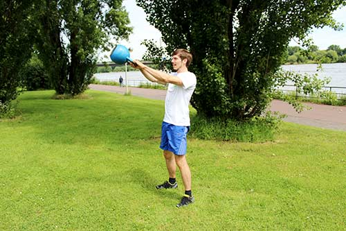 Kettlebell Workout - Kettlebell Swing