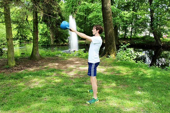 Kettlebell Swing lernen – Die Grundübung schlechthin im Kettlebell Training