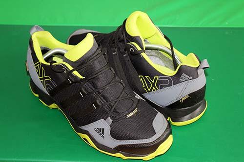 Trailrunningschuhe Test - adidas-AX2-GTX