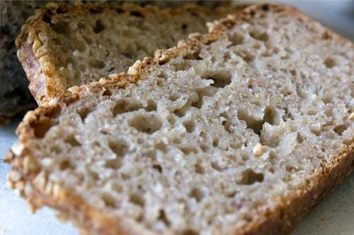 Gesundes Brot Buchkeimling