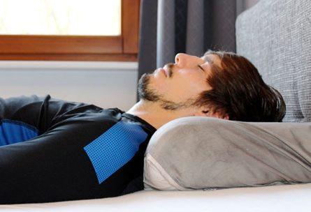 Rückenschonend schlafen - Rückenschläfer