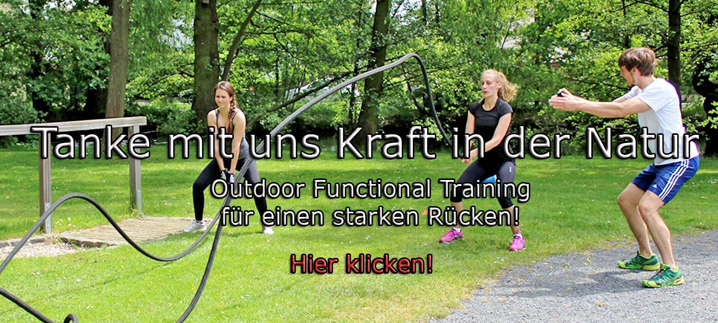 Rückencamp Outdoor Zirkeltraining - Outdoor Functional Training Bonn, Siegburg, Troisdorf, Lohmar, Sankt Augustin, Bad Honnef