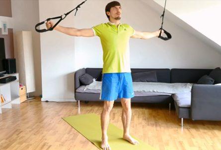 Schlingentraining Übungen