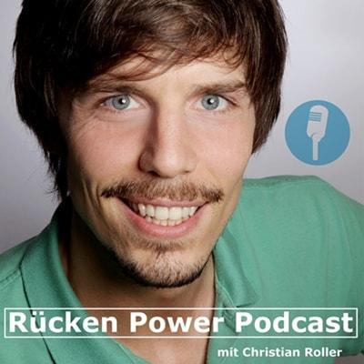 Rücken Power Podcast - Kraft tanken mit Christian - Fitness für Körper, Geist, Seele