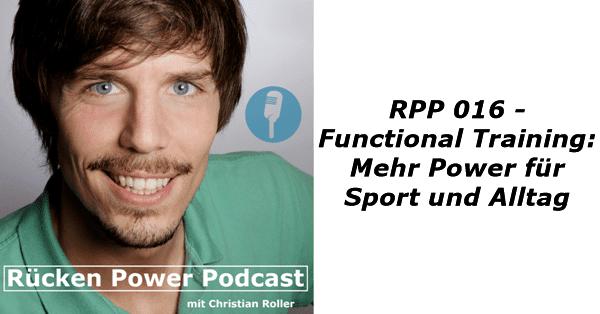 Functional Training: Mehr Power für Sport und Alltag