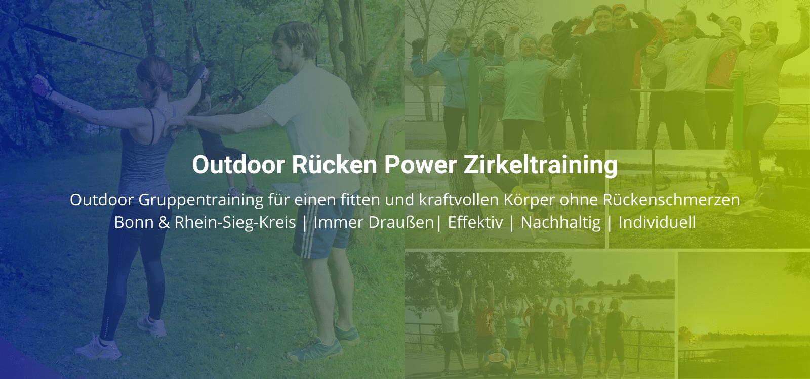Christian Roller Outdoor Gruppentraining für einen starken Rücken in Bonn & Rhein-Sieg-Kreis